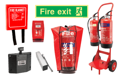 Image of FIRE SAFETY EQUIPMENT